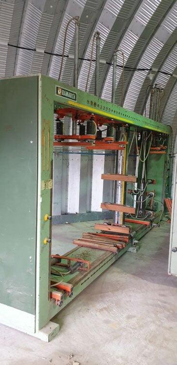 Used Carcass Press